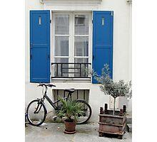Rural at Paris Photographic Print