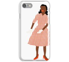 50'S - 60'S DOT STYLE iPhone Case/Skin