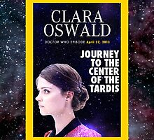 Clara Oswald on National Geographic by Darth-Sarah