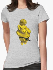 Venus of Strapondorf Womens Fitted T-Shirt