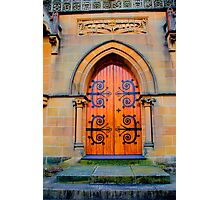 Eternity -St Michael the Archangel Chapel (commenced in 1886) - HDR  Series Photographic Print