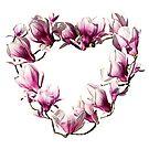 Magnolia Heart by Susan Savad