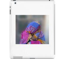 Colorfully Bashful iPad Case/Skin