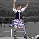 Highland Dancer by Alan Findlater