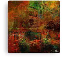rue marbeuf Canvas Print