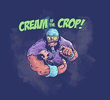 Cream Of The Crop! by Jorge Tirado