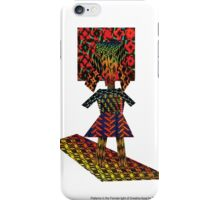 Patterns in the Female Light of Creative Aura by Darryl Taylor Kravitz 2015 iPhone Case/Skin