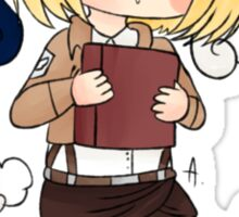 Armin Stickers Sticker