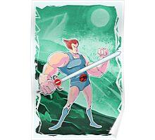 Lion-O, Thundercats  Poster