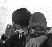 skater by Nenad  Njegovan