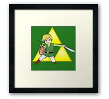 The Waker of Winds Framed Print