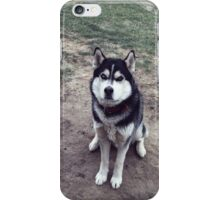 00355 iPhone Case/Skin