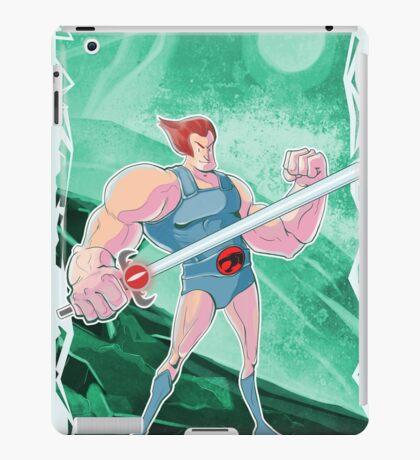 Lion-O, Thundercats  iPad Case/Skin