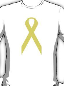 Sarcoma/ Bone Cancer Awareness ribbon T-Shirt