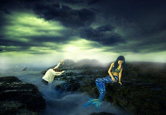 Mermaid by myoriginalsin