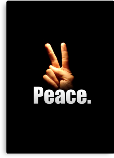 Peace. by webart