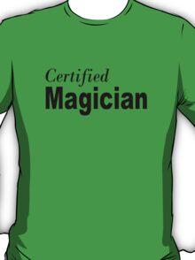Certified T-Shirt