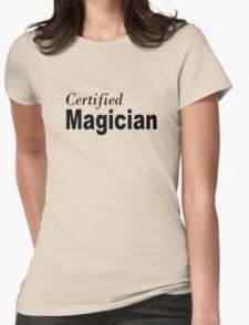 Certified Womens Fitted T-Shirt