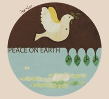 Peace On Earth (Tee version) by MissKoo