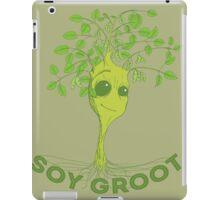 Soy Groot iPad Case/Skin