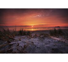 Dune View Photographic Print