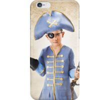 Pirate of my dream ! Fantasy digital art portrait iPhone Case/Skin
