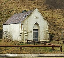 Old Mortuary, Saltburn-by-the-sea by Rod Johnson