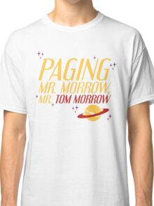 Mr. Morrow Classic T-Shirt