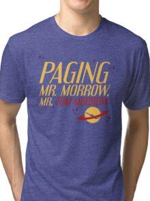 Mr. Morrow Tri-blend T-Shirt