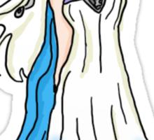 Princess Tina Sticker