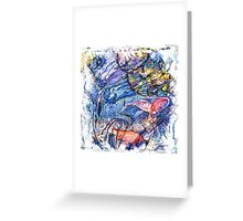 The Atlas of Dreams - Color Plate 160 Greeting Card