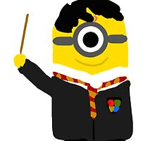 Minion Potter by SEA123