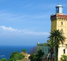 Tangier Lighthouse by balcs