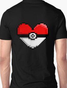 PokeHeart Unisex T-Shirt
