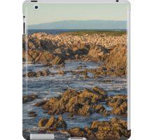 Rocky Shore by Spanish Bay iPad Case/Skin