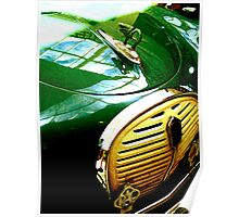British Racing Green ... Poster