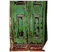 green door ... Poster