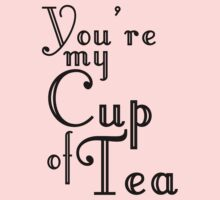 You're my Cup of Tea One Piece - Long Sleeve
