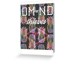 DMND Thieves Greeting Card