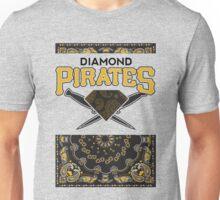 Diamond Pirates Unisex T-Shirt