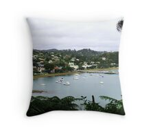 Russell, NZ Throw Pillow