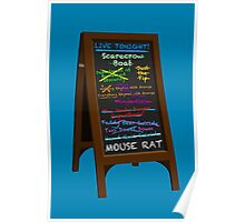 Parks and Rec - Mouse Rat Poster