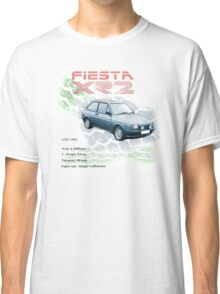 Fiesta XR2 Classic Car Men's T-shirt Classic T-Shirt