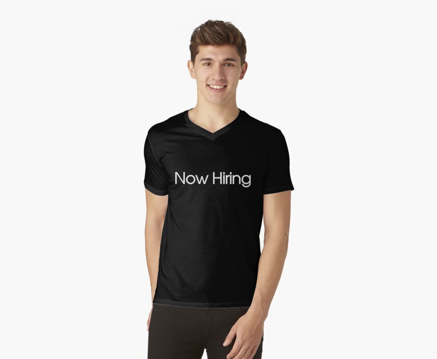 Funny - Now Hiring by webart