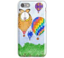 Hot Air Affair Watercolor iPhone Case/Skin