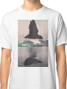 Colored Waves Classic T-Shirt