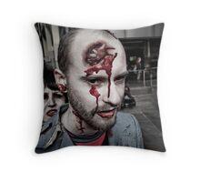 Zombie Walk (6) Throw Pillow