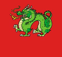 Chinese Dragon - Green Unisex T-Shirt