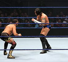 Smackdown 2008 - CM Punk vs Chavo Guerrero - 01 by xTRIGx