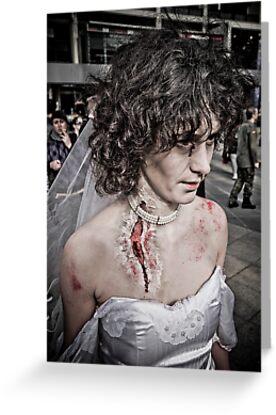Zombie Walk (7) by Reg  Lyons